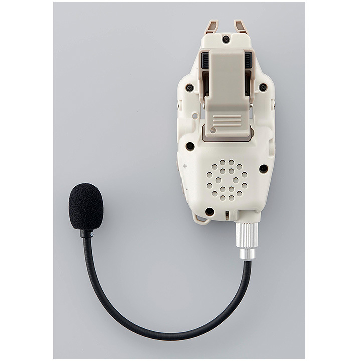 アルインコ ヘルメット直付けヘッドセット型 特定小電力トランシーバー DJ-PHM10