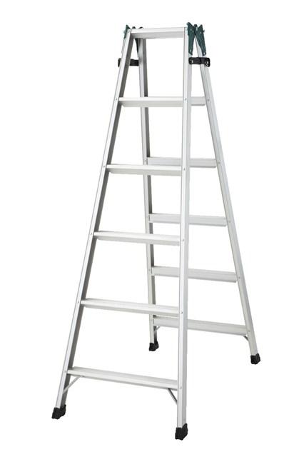 【法人向け】長谷川工業(Hasegawa) はしご兼用ステップ幅広脚立 RS2.0-18(1.70m) 【代引き不可】【個人宅・北海道・沖縄。離島発送不可】