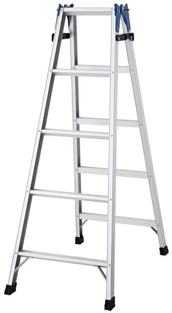 【法人向け】長谷川工業(Hasegawa) はしご兼用ステップ幅広脚立 RD2.0-15(1.40m)【代引き不可】【個人宅・北海道・沖縄。離島発送不可】