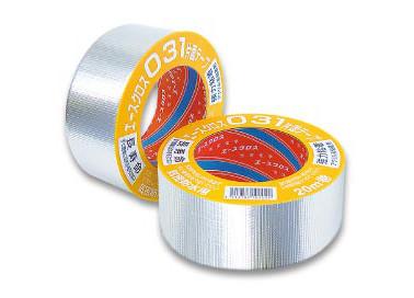 光洋化学 気密・防水テープエースクロス 強力片面(剥離紙付)100mmx20M巻き(アルミ)1箱(10巻)