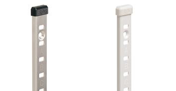 SPG ステンレス棚柱用 エンドキャップ 1ケース(1000個入)