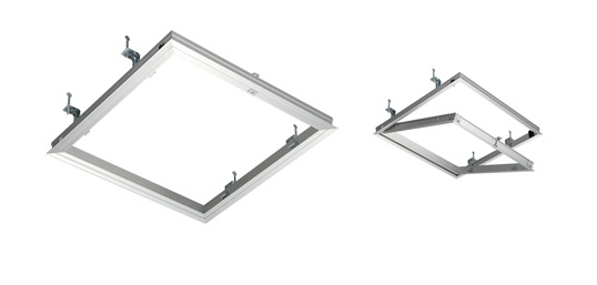 SPG ceiling inspection hole angle of 600 68160 1 case (G) Silver (10 pieces)