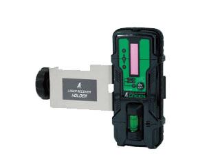 シンワ 受光器レーザーレシーバー2 グリーン用