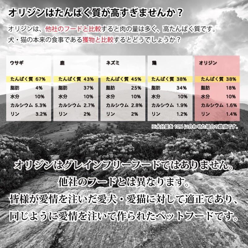 【オリジンキャンペーン4月末まで】オリジン オリジナル 2kg ×2個