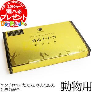 Premium乳酸菌H&JIN GOLD(ゴールド)動物用30包(1.5g×30)|サプリ ペットサプリメント ペットサプリ ペット サプリメント 乳酸菌サプリメント ペット用品 ペットグッズ ペット用 乳酸菌 栄養補助食品