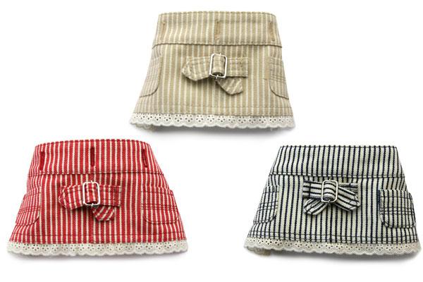 シンチバッグ付きヒッコリースカート 選択 お値打ち価格で マッチングスタイル対応