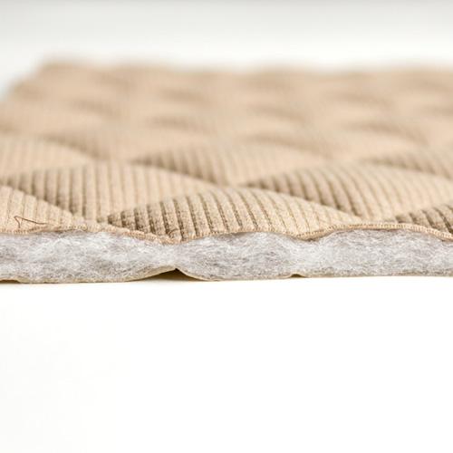 洗えるペットシーツ「ワンダーマット・サラッキー・カットタイプ」CSサイズ(35cm×50cm/吸水約260cc)高吸水・消臭抗菌