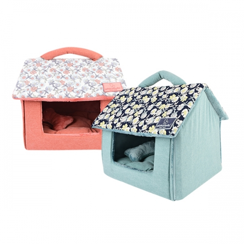 犬用 ジニアハウス ベッド ZINNIA HOUSE PINKAHOLIC N.Y. ピンカホリックニューヨーク ペット ドッグ 送料無料