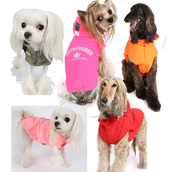 PA멀티 프로텍트 레인코트 베스트형:6 XL, 7 XL사이즈 Puppy Angel 강아지 엔젤견견용 펫 독 대형개파