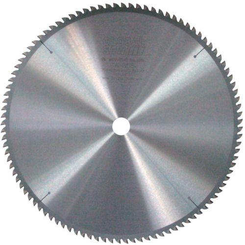 【モトユキ・グローバルソー】薄物アルミ・非金属用チップソー※《GA-355-100》外径355mm×100P・穴径25.4mm