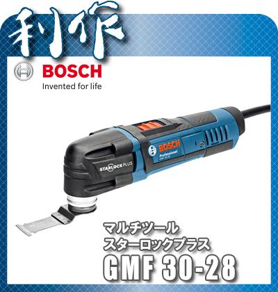 ボッシュ マルチツール(スターロックプラス) [ GMF30-28 ] 100V