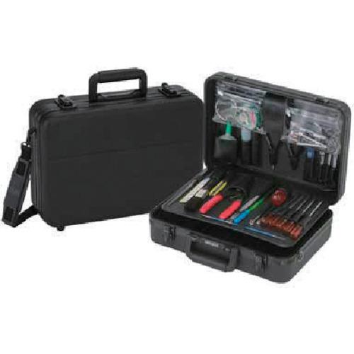 エンジニア 工具セット アタッシュ工具ケースセット(樹脂ケース) ( KS-30 ) ハードケース