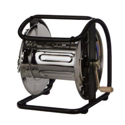 【マッハ】高圧用・C型空ドラム《HPD-600C》※内径φ6.0mm用・エアホース30m巻可能「エアーホース」