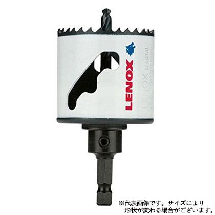 レノックス 152mm スピードスロット 軸付 バイメタルホールソー [ 5121055 ]