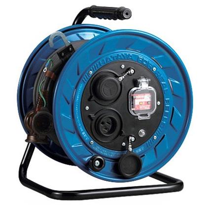 高質 【ハタヤ】屋外用マルチテモートリール《BWM-130K》「電工ドラム 」:道具屋 利作-DIY・工具