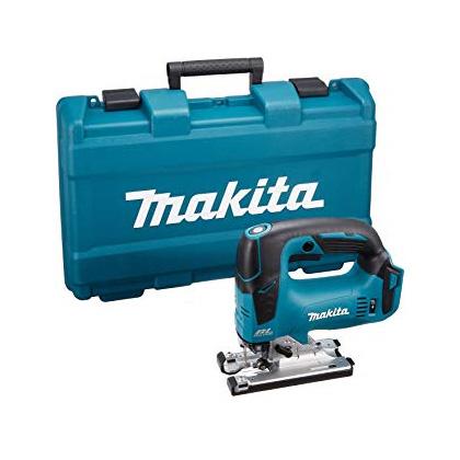 人気新品入荷 充電式ジグソー マキタ 18V本体のみ / JV182DZK (バッテリ、充電器なし):道具屋 利作 [ ] 木材:135mm-DIY・工具