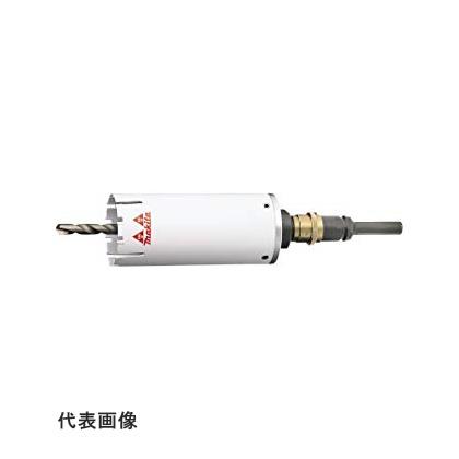 マキタ 乾式マルチサイディングコアビット (ストレート軸) [ A-35380 ] φ80×130mm セット品 / 回転で使用