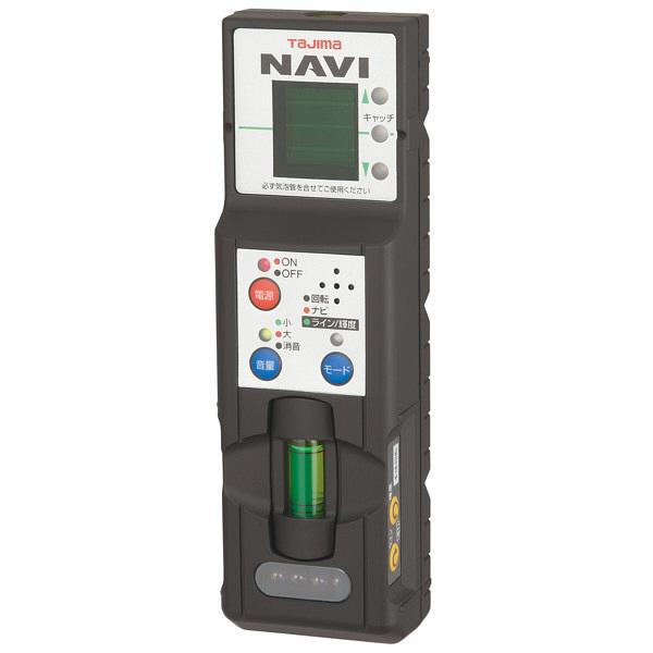 レーザーによる基準出し用リモコン タジマ グリーンレーザーレシーバーNAVI [ RCV-GNAVI ]