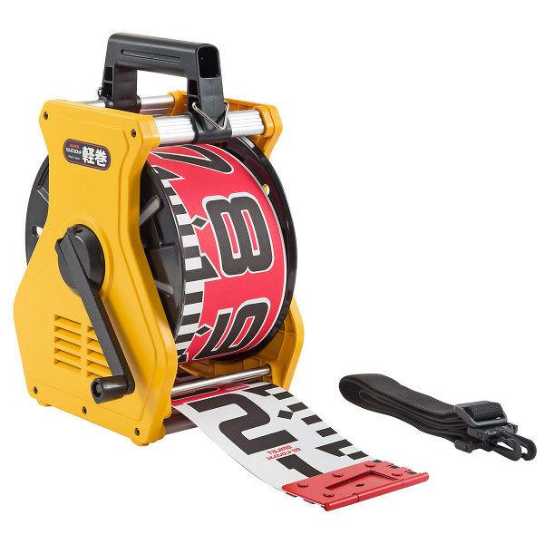 【お買得】 KM12-50K シムロンロッド軽巻 / ] 標尺:道具屋 利作 幅120mm長さ50m [ タジマ-DIY・工具