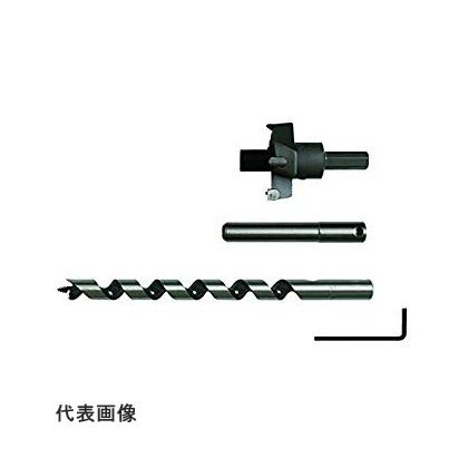 スターエム No.28P超硬P型座堀錐 (全セット) [ 28P-S1560 ] 15×60mm
