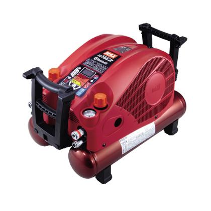 マックス エアコンプレッサー [ AK-HH1270E2 (赤) ] 高圧/高圧 11L45気圧