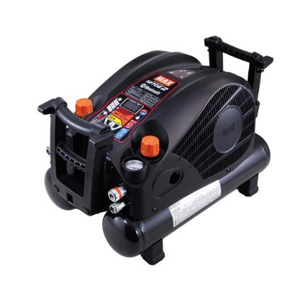 ◎マックス エアコンプレッサー [ AK-HH1270E2 (黒) ] 高圧/高圧 11L45気圧
