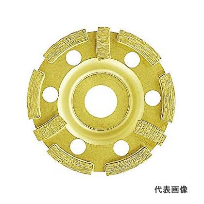 マキタ ダイヤモンドホイール 平S字型(研削用) [ A-04955 ] 外径125mm×内径22mm / 適正記号S