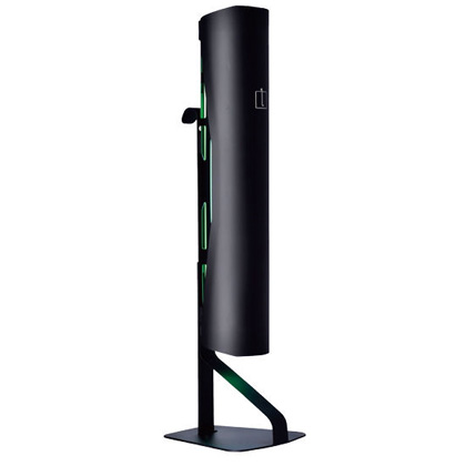 SHIMADA 光誘引捕虫システム Luics(ルイクス) [ LUICS-S-BK(50Hz) ] Sシリーズ ブラック