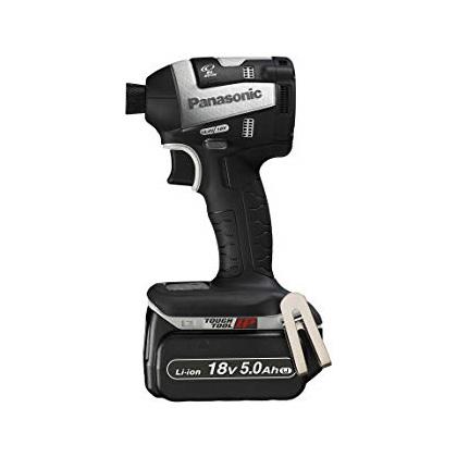 特価商品  ] [ 充電インパクトドライバー EZ75A7LJ2G-H パナソニック 18V(5.0Ah)セット品(グレー):道具屋 利作-DIY・工具