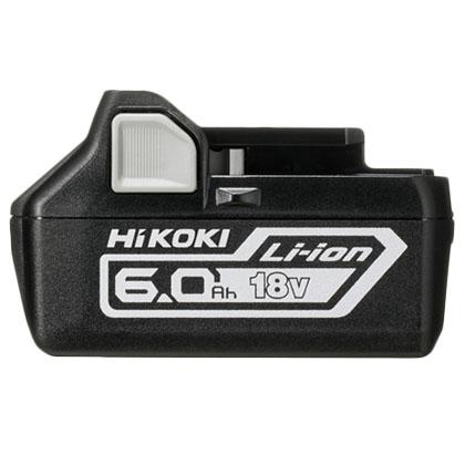 ハイコーキ(日立工機) リチウム電池 18V 6.0Ah ( BSL1860 ) リチウムイオンバッテリ Li-ion