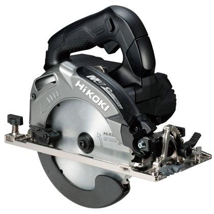 ハイコーキ(日立工機) マルチボルト(36V)コードレス丸のこ 165mm [ C3606DA(2XPB) ] セット品