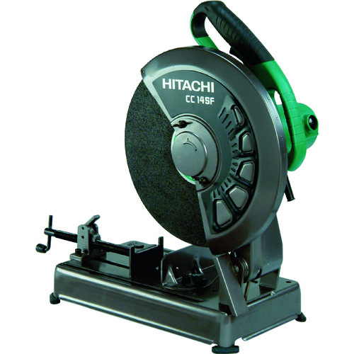 ハイコーキ(日立工機)高速切断機《CC14SF》ワンタッチバイス付 100V