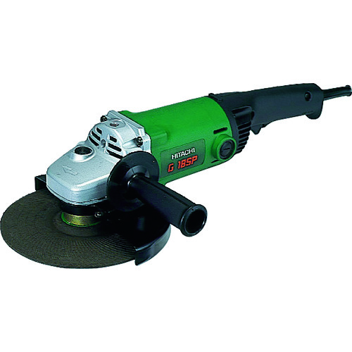 ハイコーキ(日立工機) グラインダー 180mm 《 G18SP 》 日立 ディスクグラインダー G18SP