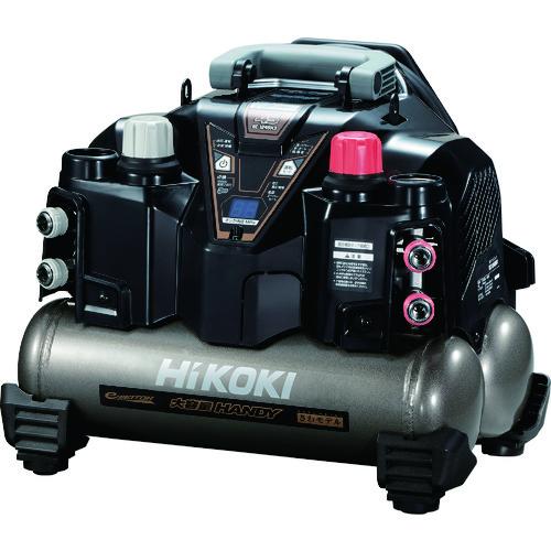 ハイコーキ(日立工機) 釘打機用エアコンプレッサ [ EC1245H3(TN) ] セキュリティ機能なし8L 高圧・一般圧