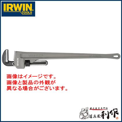 IRWIN(アーウィン) 軽量アルミパイプレンチ 1200mm [ 2074148 ]