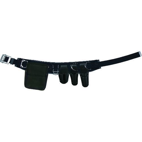 ジェフコム/デンサン 電工プロ腰道具セット [ JNDS-R96BK-SET ]