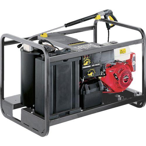 【法人専用/代引不可】ケルヒャー 温水高圧洗浄機(エンジンモデル) [ HDS1000BE ] ガソリンエンジン / 業務用