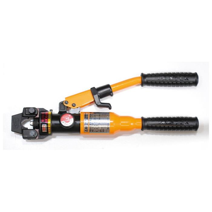 ロブテックス エビ 手動油圧式圧着工具 [ AKH60N ] | ロブスター LOBSTER