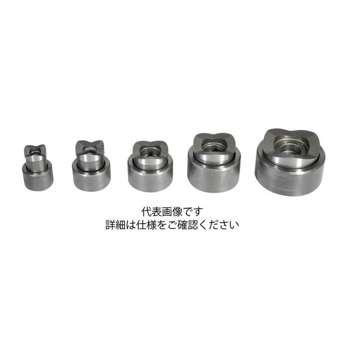 ロブテックス エビ パンチダイス(丸) 厚鋼管用 [ B82 ]   ロブスター LOBSTER