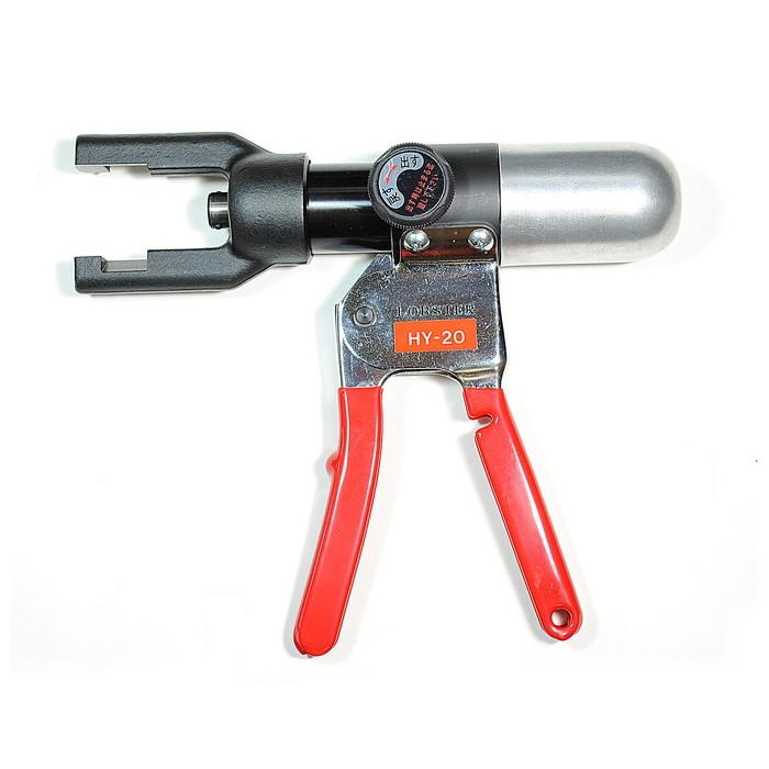 ロブテックス エビ 手動油圧式ヨーク [ HY20 ] | ロブスター LOBSTER
