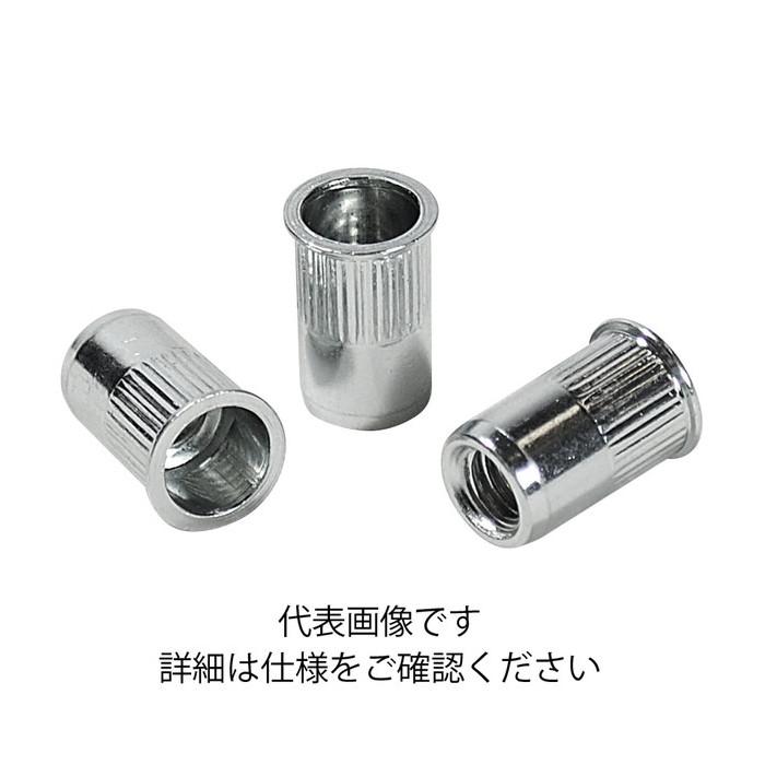 ロブテックス エビ ローレットナット 500本入 [ NSK10MR ] | ロブスター LOBSTER