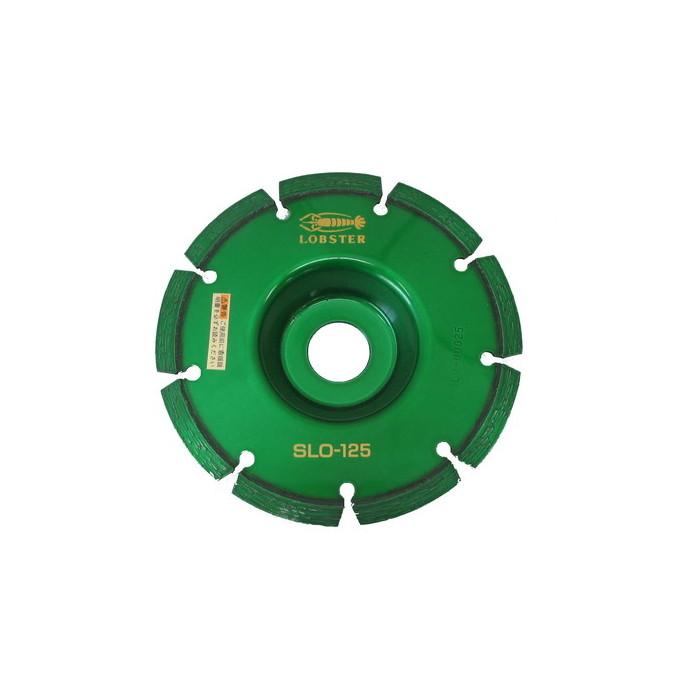 ロブテックス エビ ダイヤモンドホイール レーザー コーナーカッター [ SLO125 ] | ロブスター LOBSTER