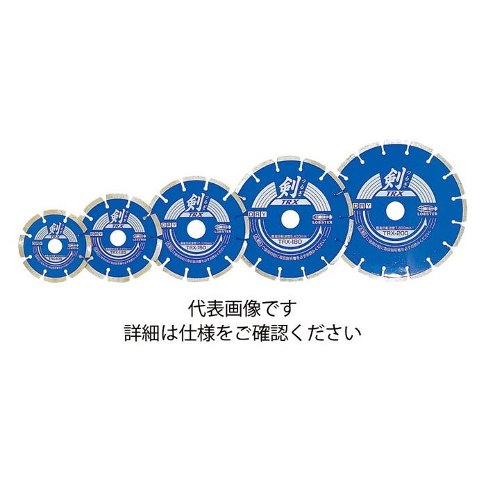 ロブテックス エビ ダイヤモンドホイール 剣TRX [ TRX180 ] | ロブスター LOBSTER