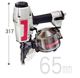 【マキタ】 釘打機 65mm 《 AN611 》 マキタ 釘打機 AN611 Makita 送料無料
