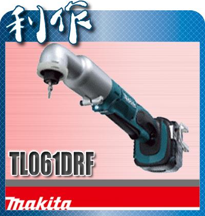 マキタ 充電式アングルインパクトドライバ [ TL061DRF ] 18V(3.0Ah)セット品 / インパクトドライバー