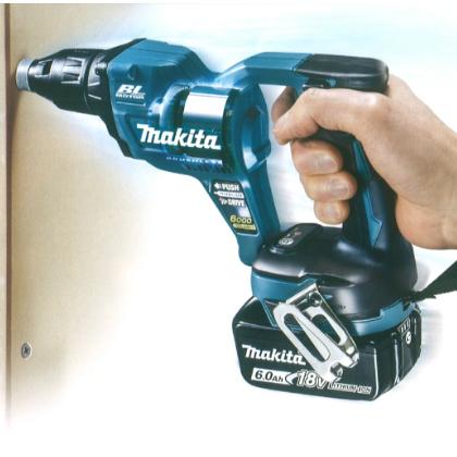 マキタ 充電式スクリュードライバ [ FS455DZ ] 18V本体のみ / 充電器、バッテリなし
