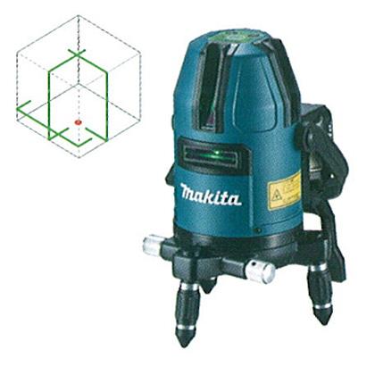 CXTシンプルレーザー! マキタ 充電式屋内・屋外兼用墨出し器 [ SK20GD ] おおがね・ろく