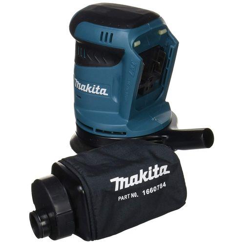 マキタ 充電式ランダムオービットサンダ [ BO140DZ ] 14.4V本体のみ / (バッテリ、充電器なし)