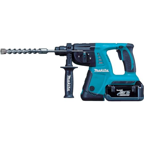 マキタ 26mm充電式ハンマドリル 26mm (SDSプラスシャンク) [ HR262DRDX ] 36V(2.6Ah)セット品