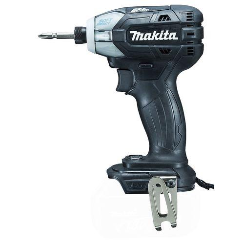 マキタ 充電式ソフトインパクトドライバ [ TS141DZB ] 18V本体のみ(黒) / (バッテリ、充電器、ケースなし) インパクトドライバー